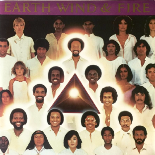 Earth, Wind & Fire ‎- Faces (LP) (VG/VG) (2)
